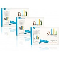 alli Capsules 60mg – Triple Pack