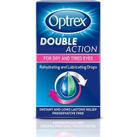 Optrex Double Action Dry Eye Drops