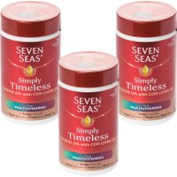 Seven Seas Simply Timeless & Multivitamins x3