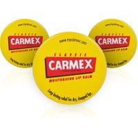 Carmex Lip Balm Pot – 3 Pack