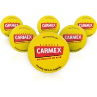 Carmex Lip Balm Pot – 6 Pack