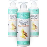 Childs Farm Baby Moisturiser For Sensitive and Eczema Prone Skin -3 Pack