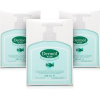 Dermol Wash Emulsion – 3 Pack
