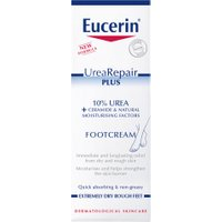 Eucerin UreaREPAIR 10% Urea Foot Cream for Dry Skin