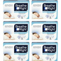 Breathe Right Nasal Strips Clear Large – 60