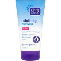Clean & Clear Exfoliating Daily Wash Oil Free