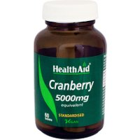 Healthaid Cranberry Extract Tablets 60 Tablets