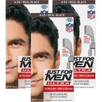 Just for Men Autostop Hair Colour 55 Real Bla