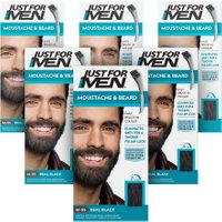 Just For Men Brush-In Facial Hair Colour Real
