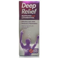Mentholatum Deep Relief Dual Action Gel