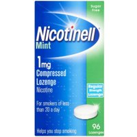 Nicotinell Lozenge 1 mg Mint – Ten Pack