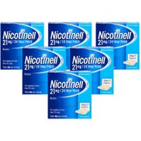 Nicotinell  Patch Aid 21mg24 hour Step 1 x6 7 Patches | x6 Pack
