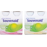 Nutricia Souvenaid Vanilla and Strawberry Mix 3 Cases 72 Bottles