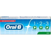 Oral-B 1-2-3 Mint Toothpaste