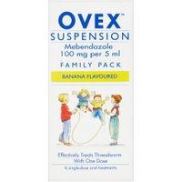 Ovex Banana Flavoured Family Pack 30ml