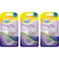 Scholl Party Feet Heel Shield 6 Pack
