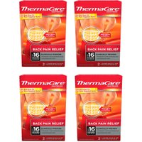 Thermacare Back 4 Pack