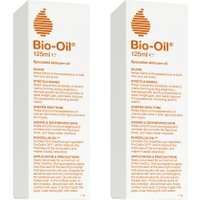 Bio Oil 125ml Twin Pack