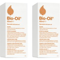 Bio Oil 60ml Twin Pack