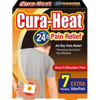 Cura Heat – Back Pain 7 Pack