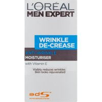 L'Oreal Paris Men Expert Wrinkle De-Crease Moisturiser