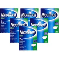 Nicotinell 2mg Lozenge 864 Pieces