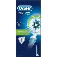 Oral B Power Pro 600 Cross Action Electric Toothbrush