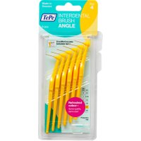 TePe Angle Interdental Brush Yellow