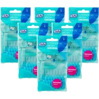 Tepe Interdental Brushes Blue 6 Pack