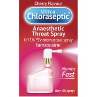 Ultra Chloraseptic Throat Spray Kids Cherry
