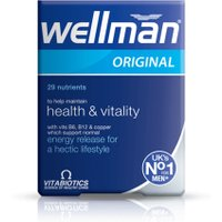Vitabiotics Wellman Original Tablets